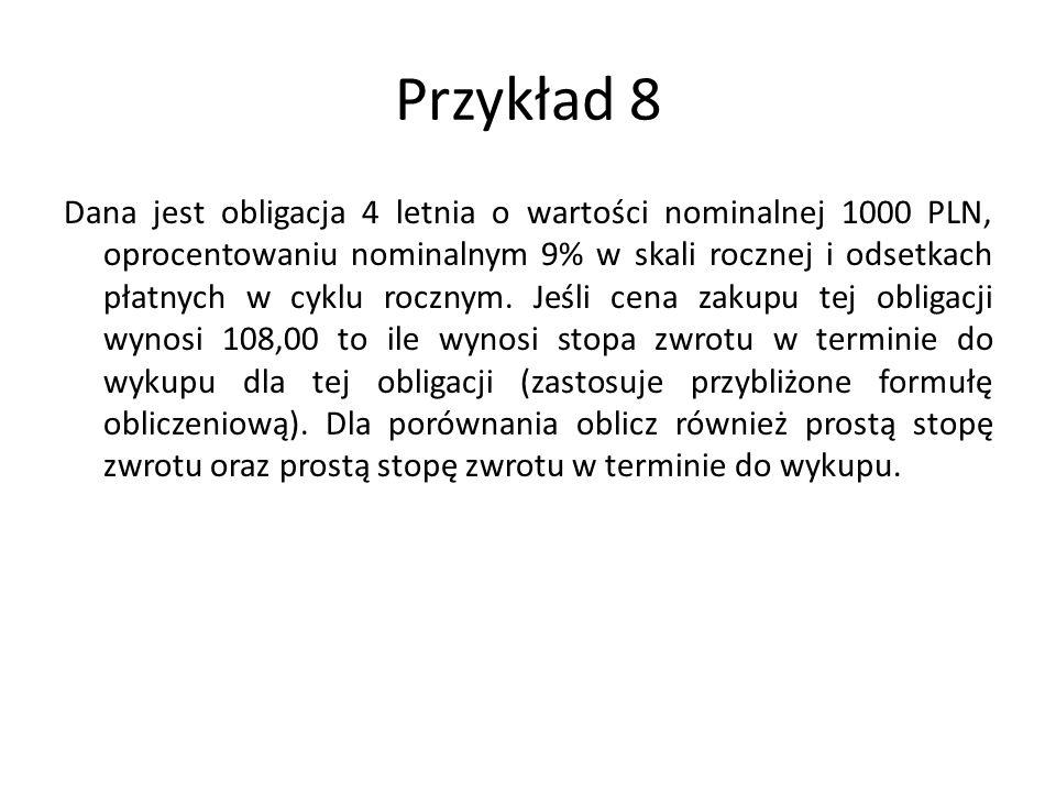 Przykład 8