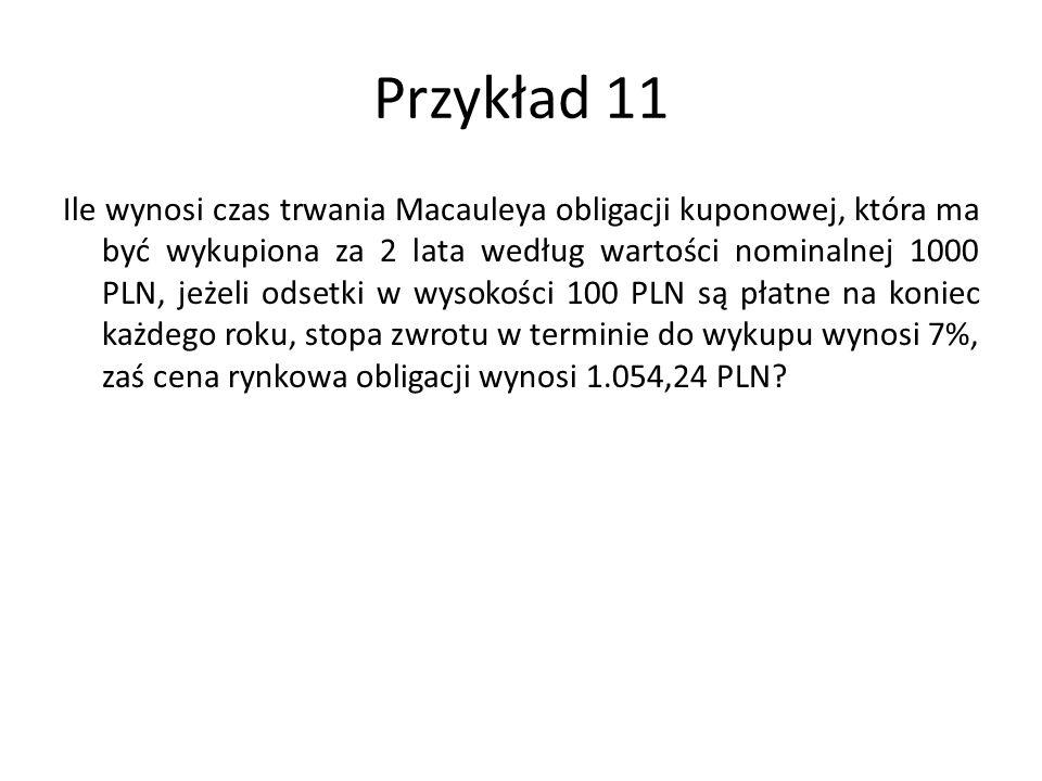 Przykład 11