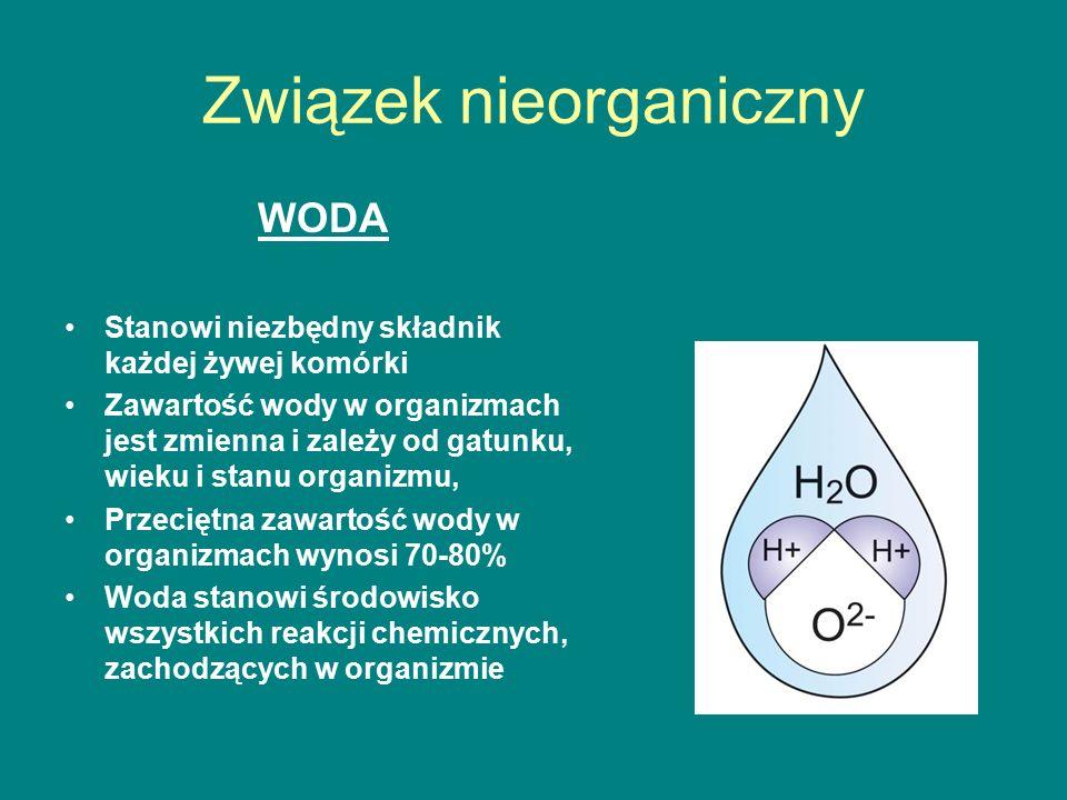 Związek nieorganiczny