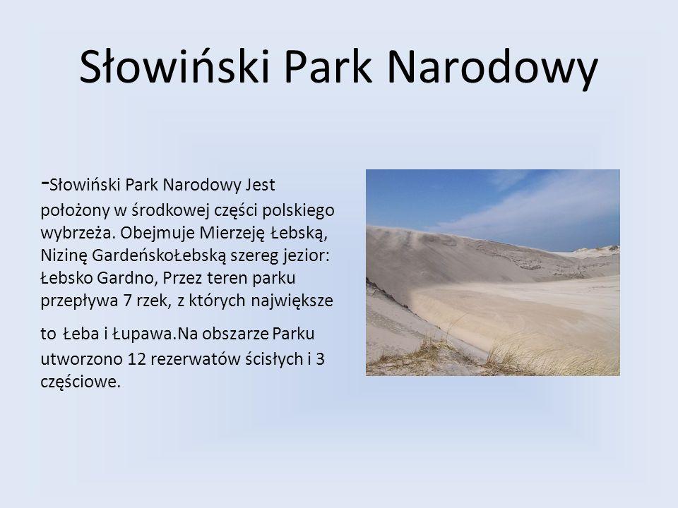 Słowiński Park Narodowy