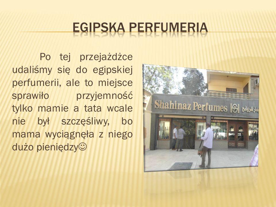 Egipska perfumeria