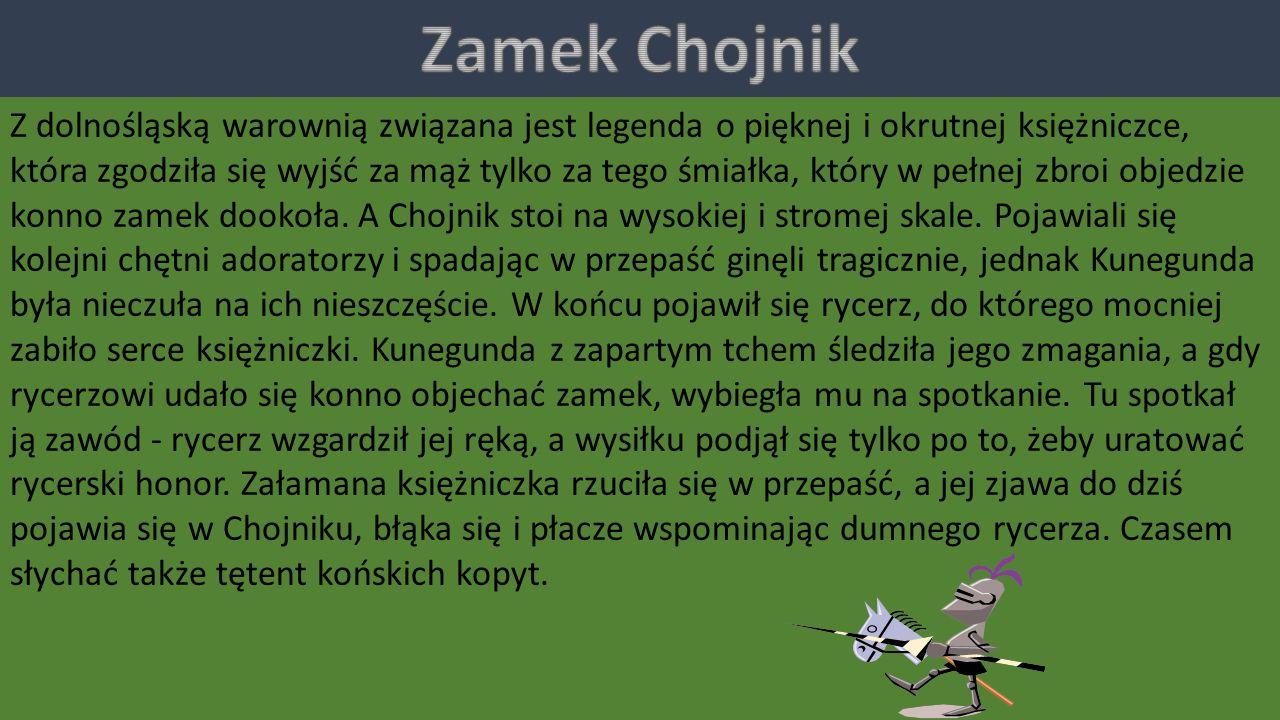 Zamek Chojnik