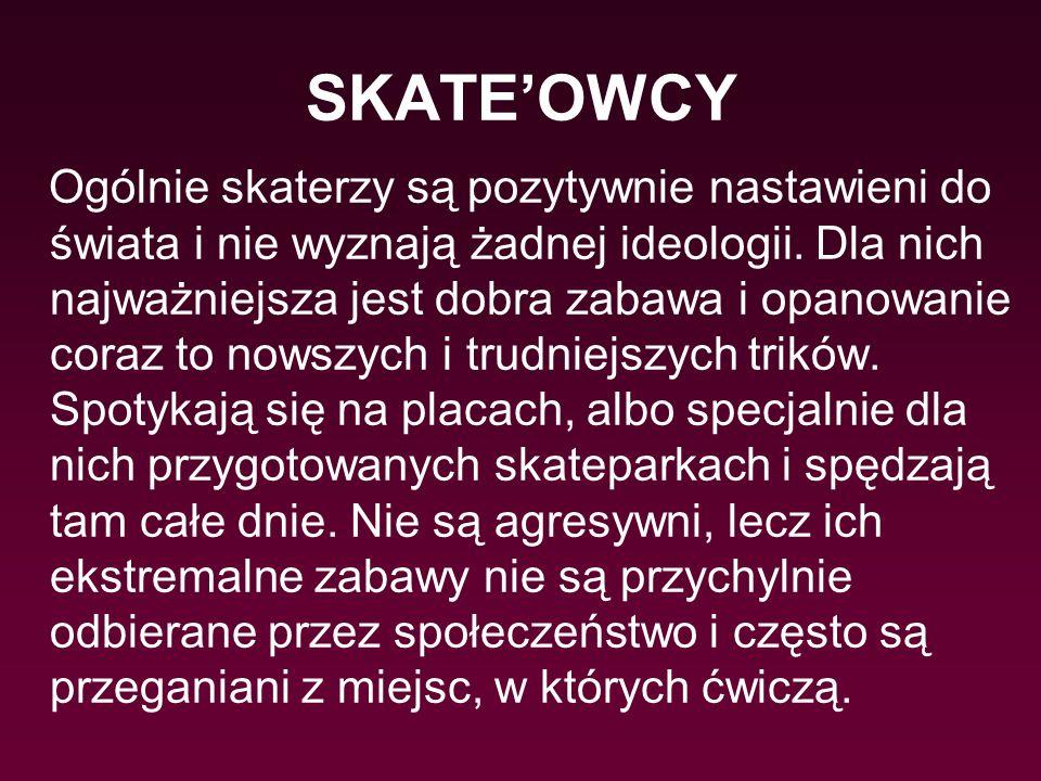 SKATE'OWCY