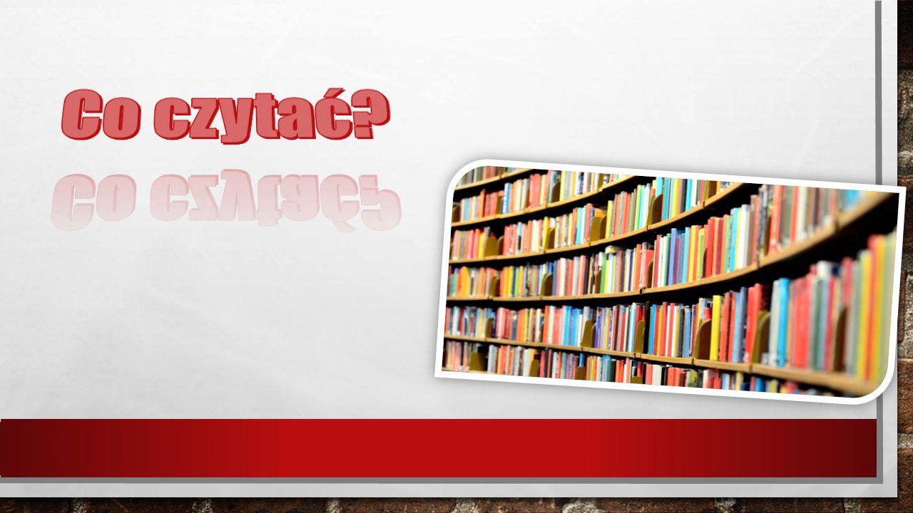 Co czytać