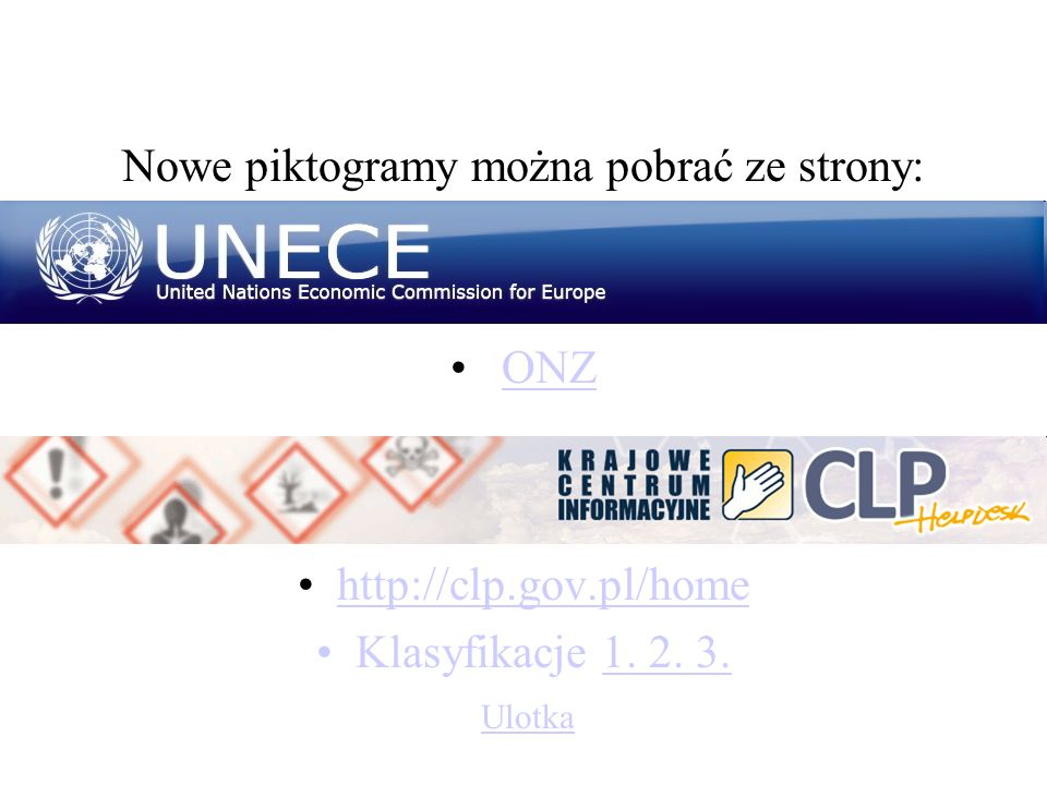 Nowe piktogramy można pobrać ze strony: