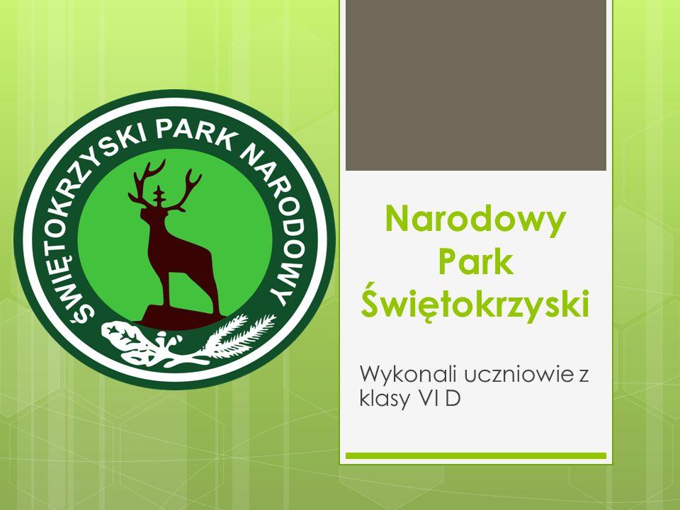 Narodowy Park Świętokrzyski