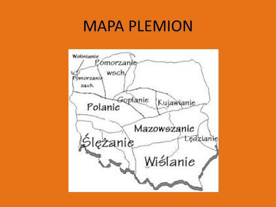MAPA PLEMION