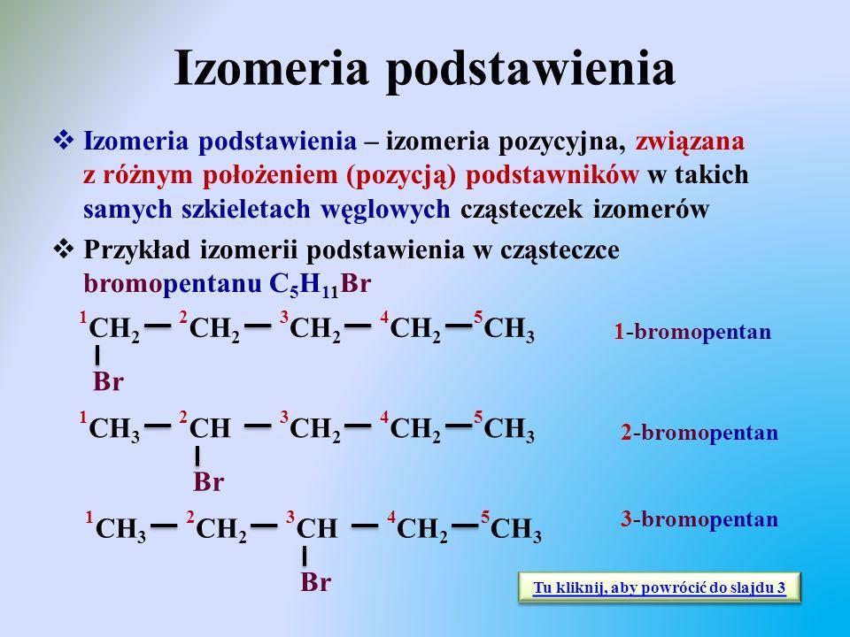 Izomeria podstawienia