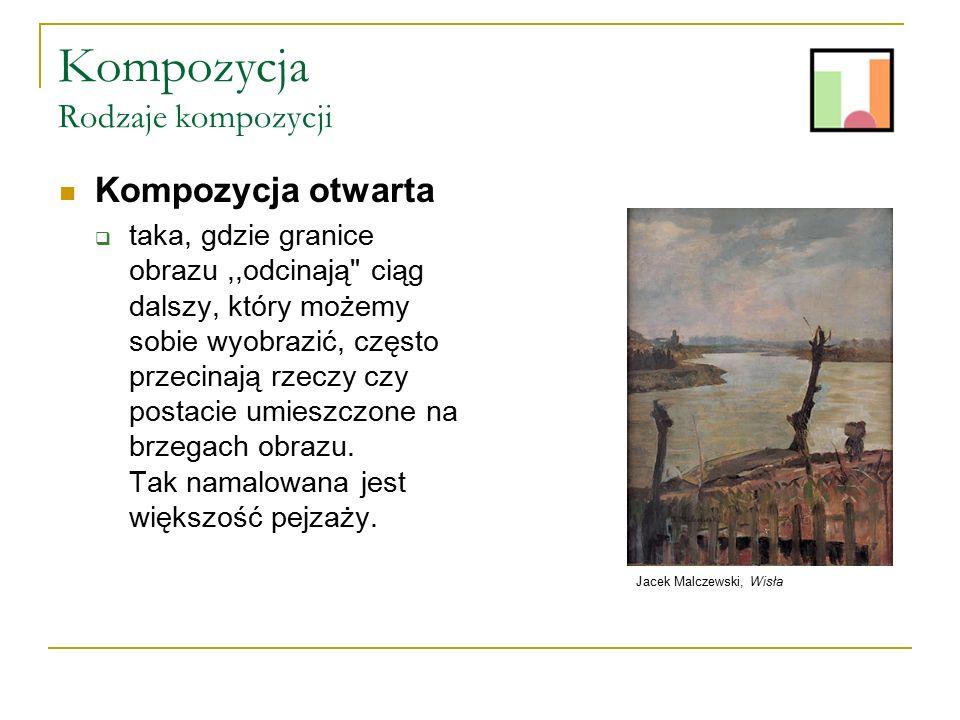 Kompozycja Rodzaje kompozycji