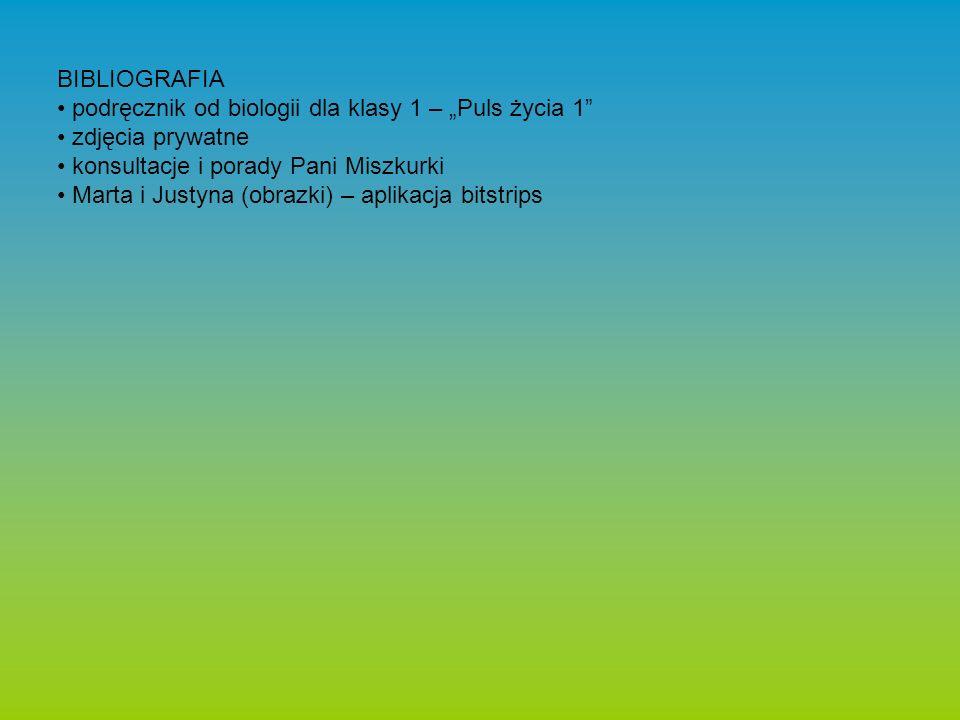 """BIBLIOGRAFIA podręcznik od biologii dla klasy 1 – """"Puls życia 1 zdjęcia prywatne. konsultacje i porady Pani Miszkurki."""