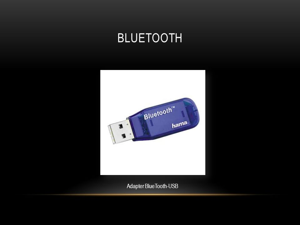 Adapter BlueTooth-USB