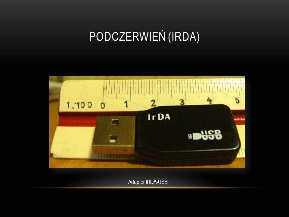 Podczerwień (IrDA) Adapter IRDA-USB
