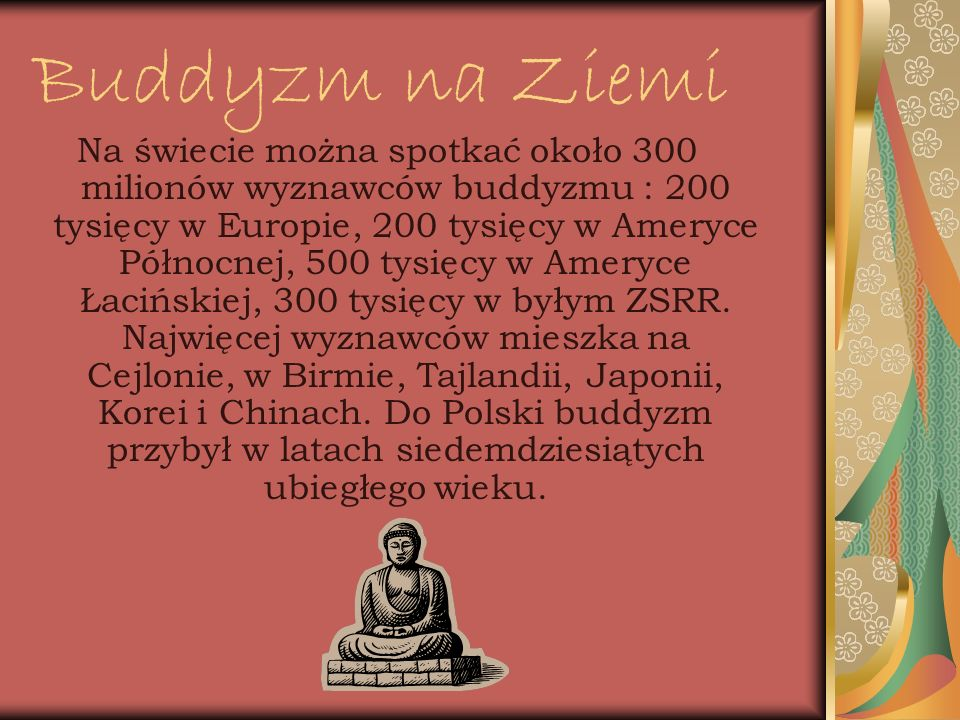 Buddyzm na Ziemi