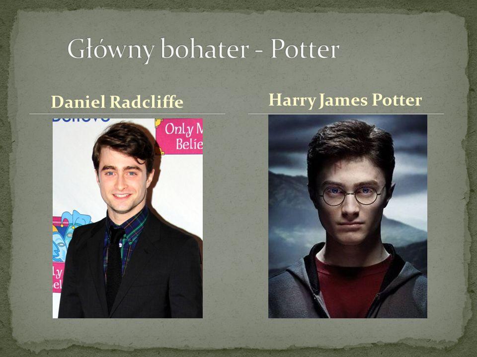 Główny bohater - Potter