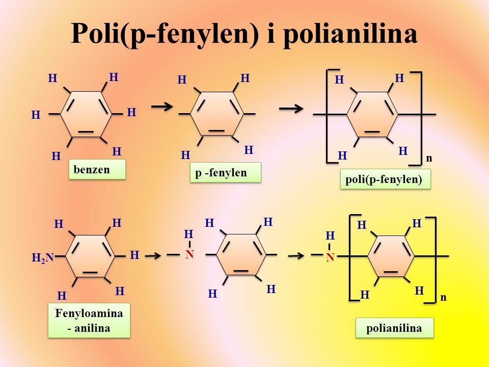 Poli(p-fenylen) i polianilina