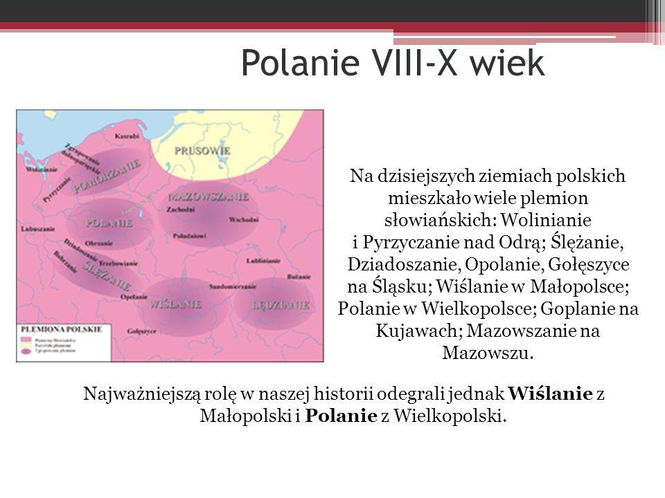 Polanie VIII-X wiek