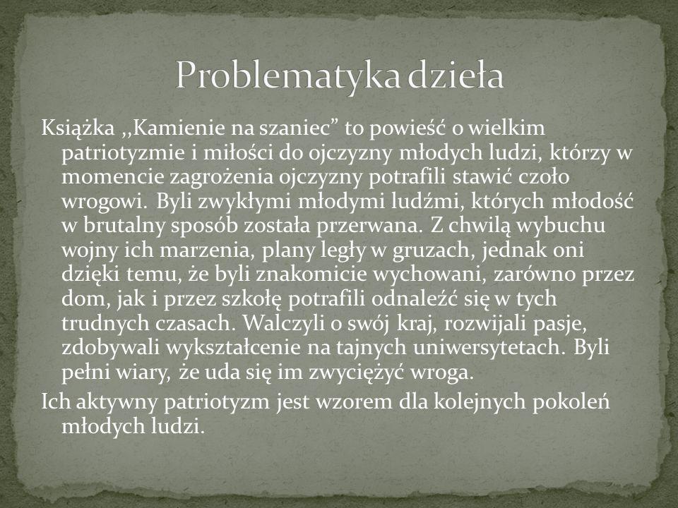 Problematyka dzieła