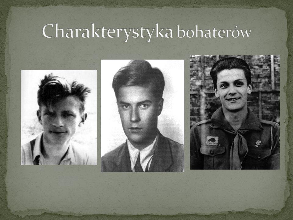 Charakterystyka bohaterów