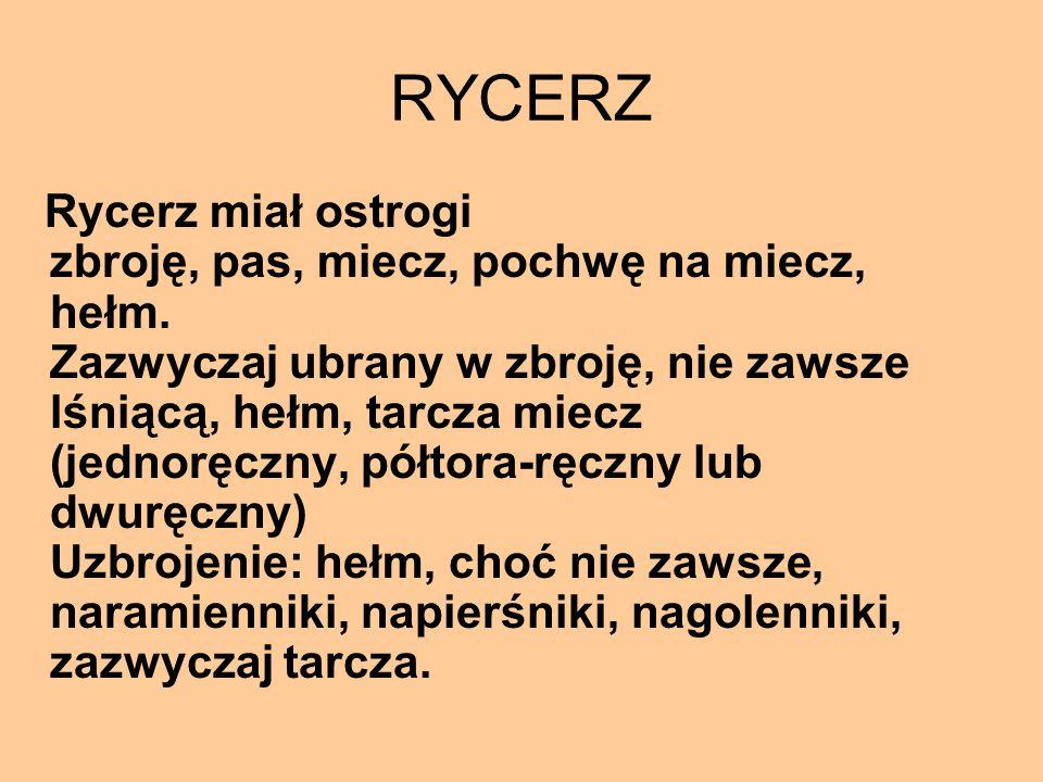 RYCERZ