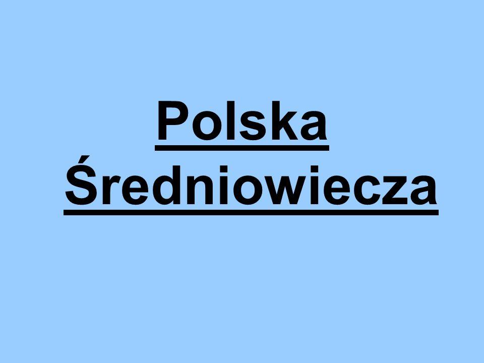 Polska Średniowiecza