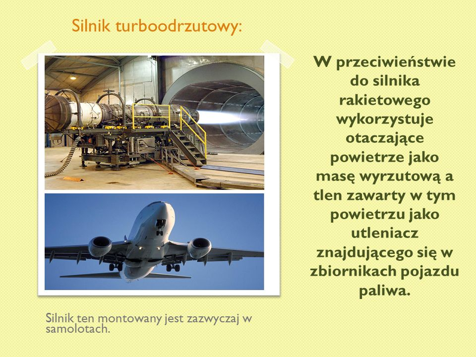 Silnik turboodrzutowy: