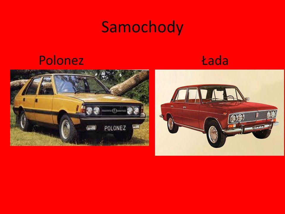 Samochody Polonez Łada