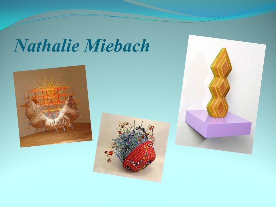Nathalie Miebach