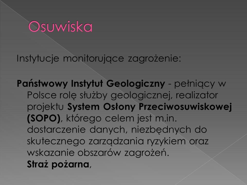 Osuwiska
