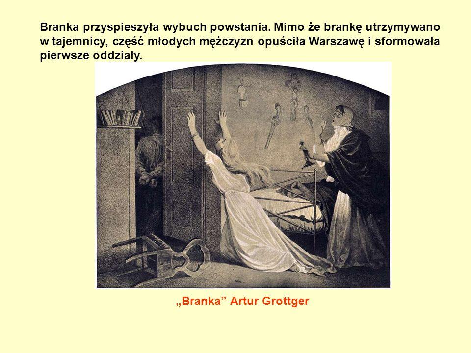 """""""Branka Artur Grottger"""