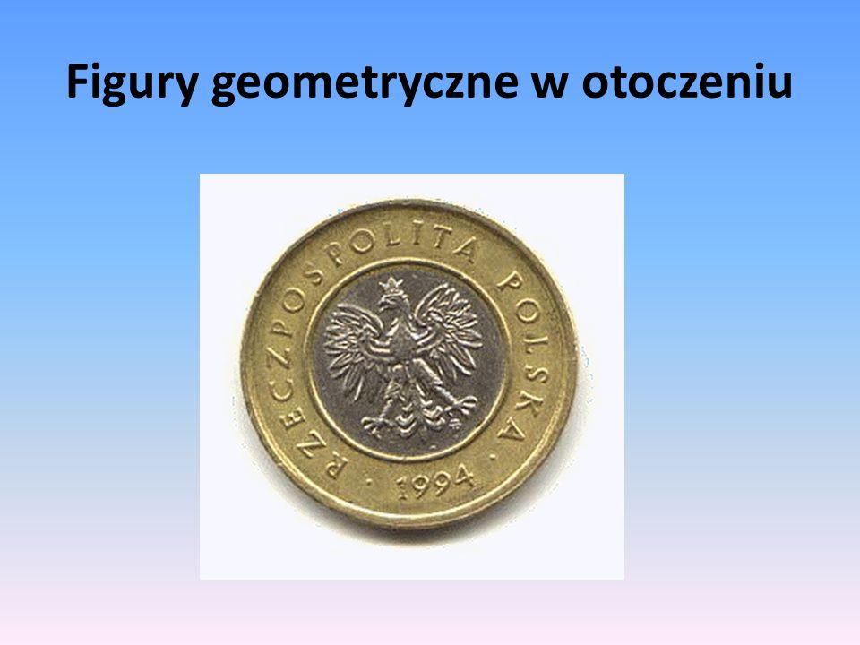 Figury geometryczne w otoczeniu