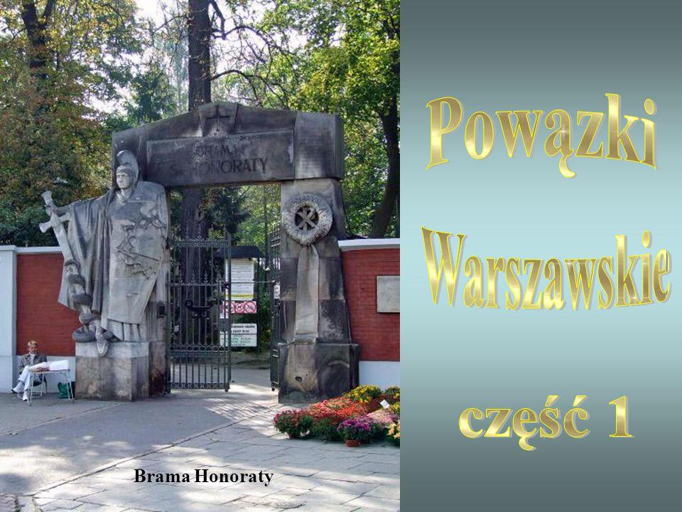 Powązki Warszawskie część 1