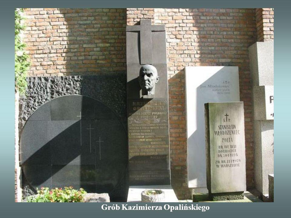 Grób Kazimierza Opalińskiego