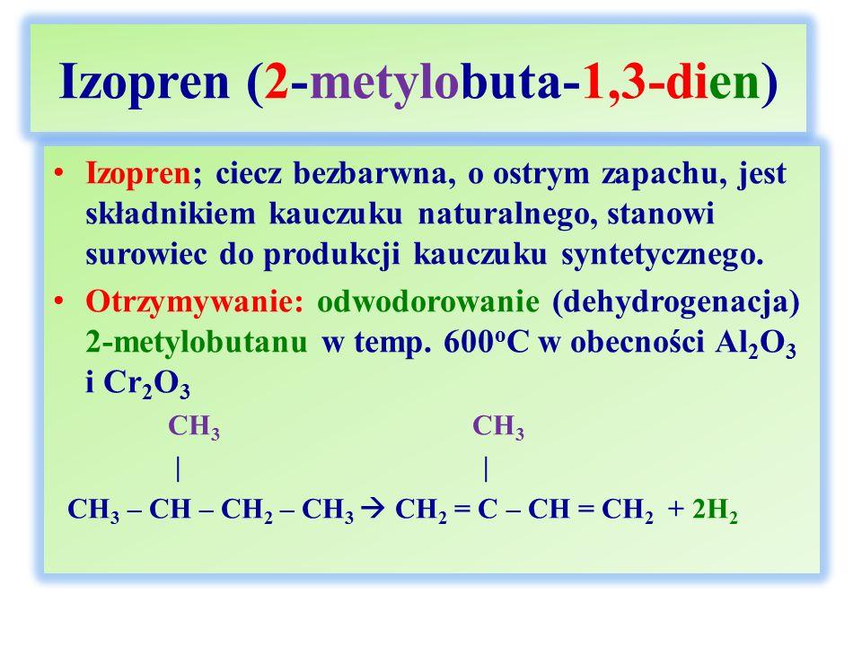 Izopren (2-metylobuta-1,3-dien)
