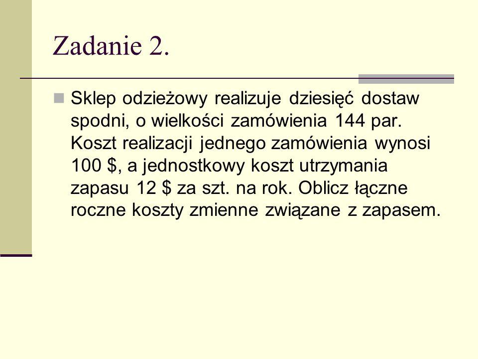 Zadanie 2.