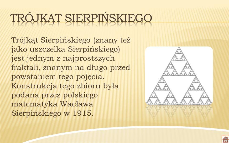 Trójkąt Sierpińskiego