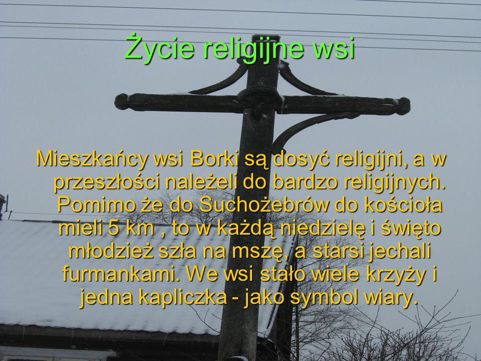 Życie religijne wsi