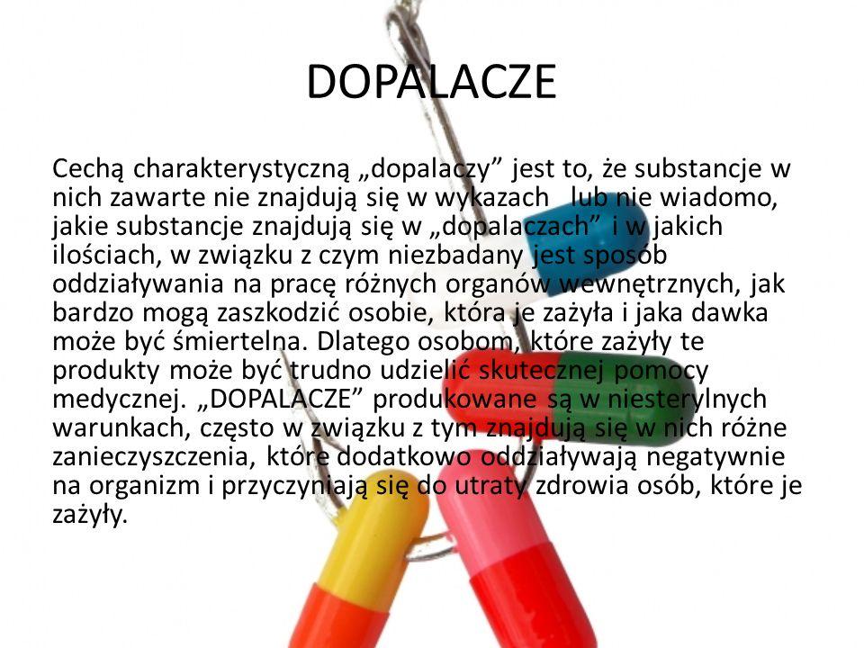 DOPALACZE