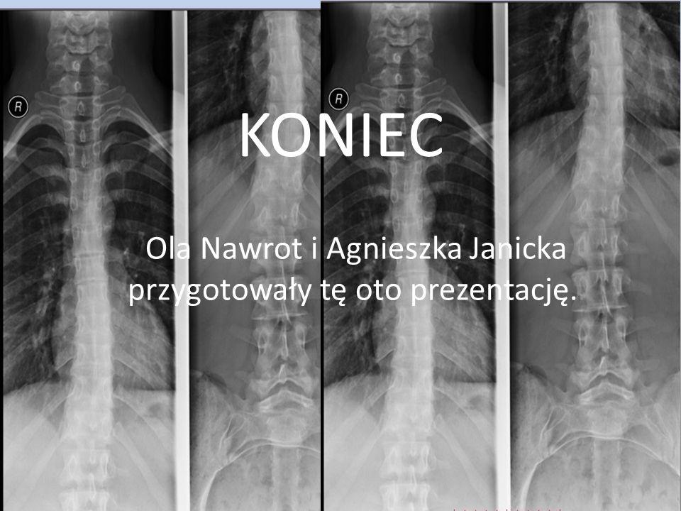 Ola Nawrot i Agnieszka Janicka przygotowały tę oto prezentację..
