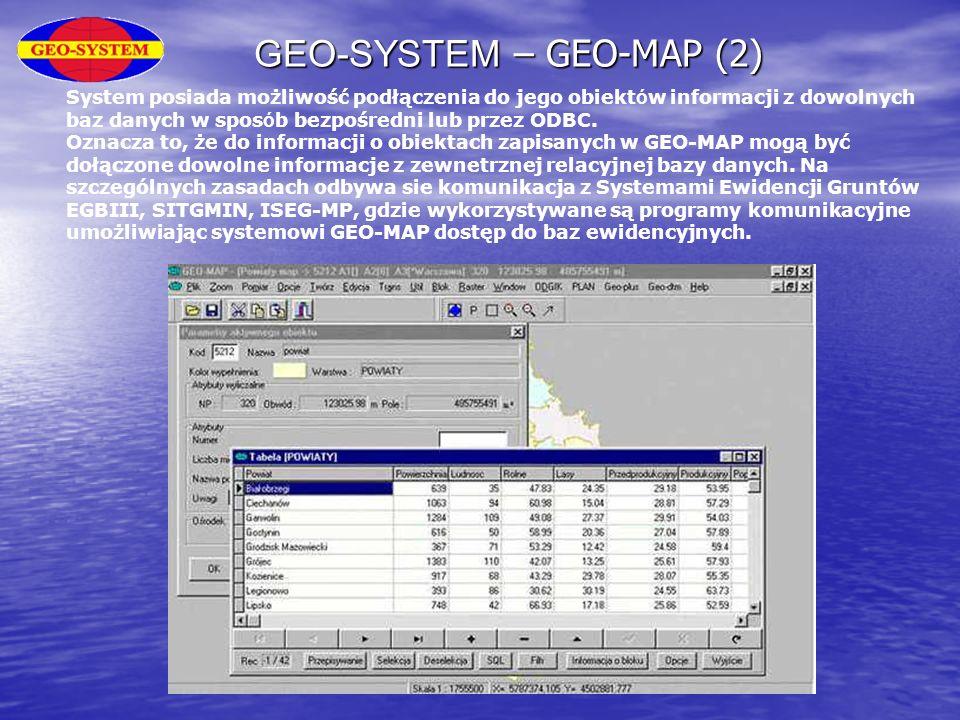 GEO-SYSTEM – GEO-MAP (2)