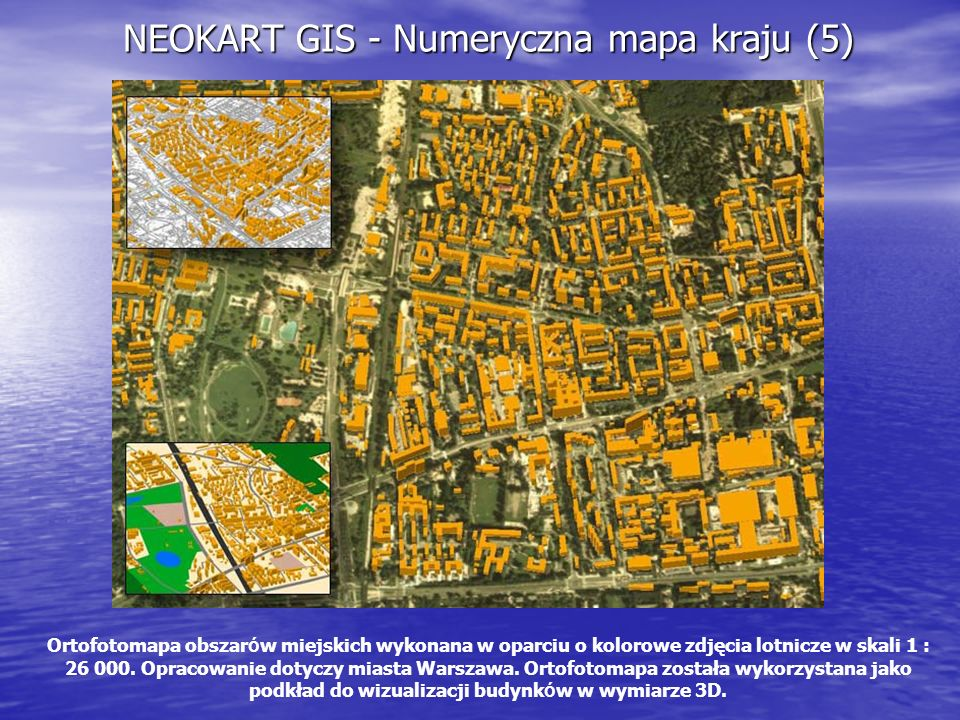 NEOKART GIS - Numeryczna mapa kraju (5)
