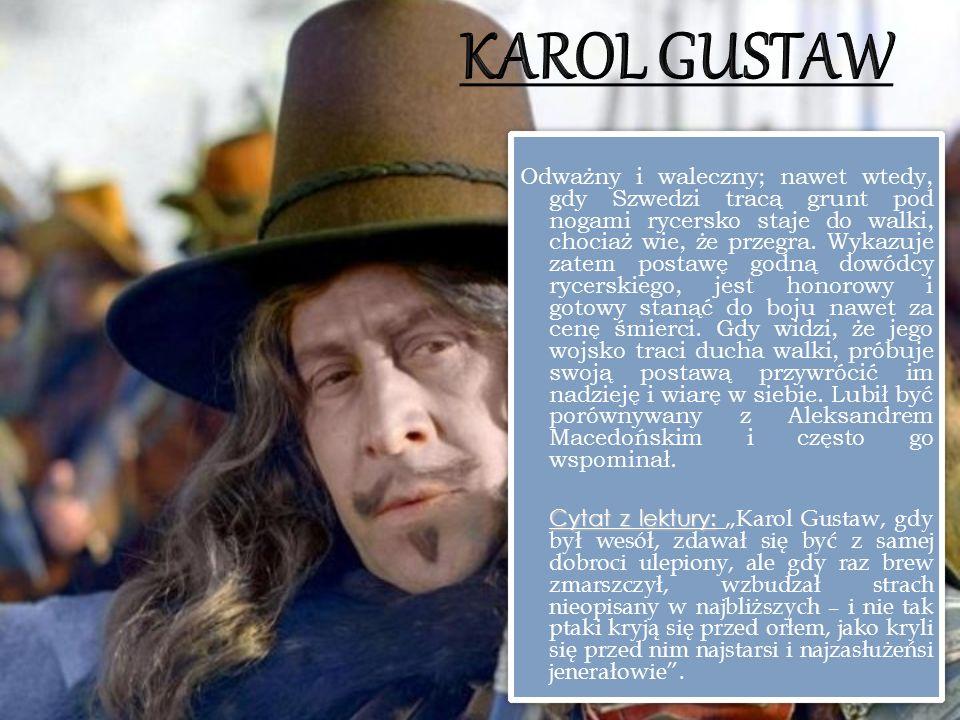 KAROL GUSTAW