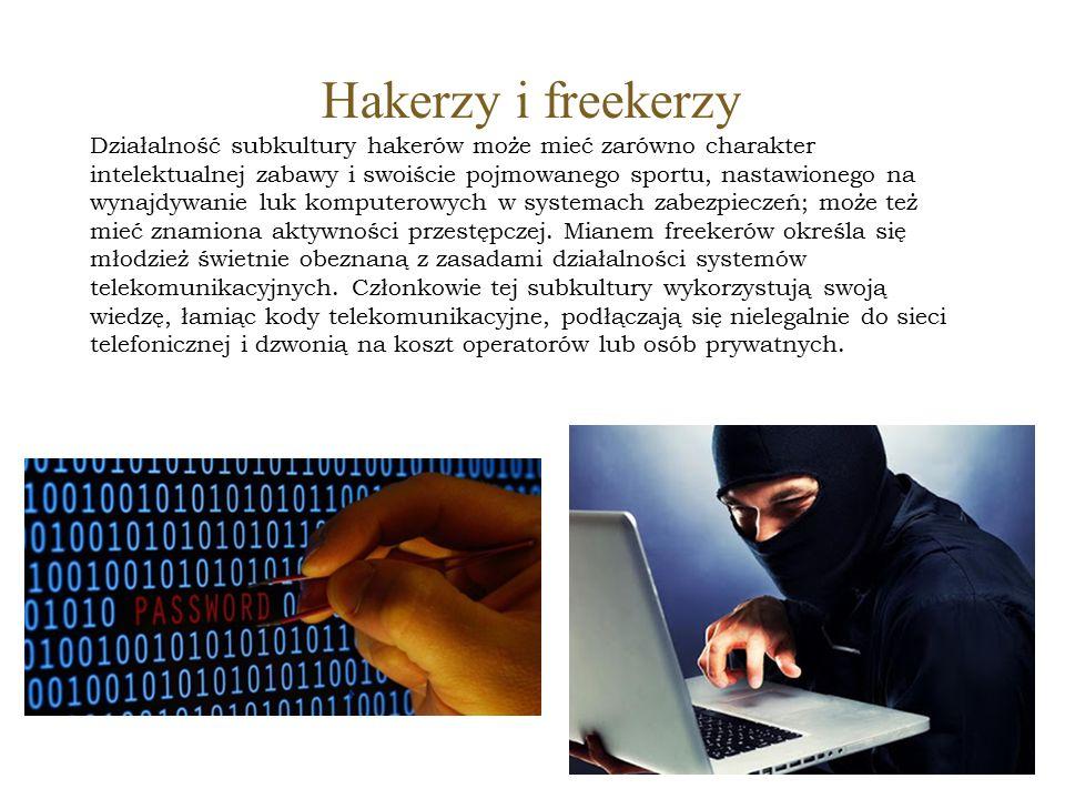 Hakerzy i freekerzy