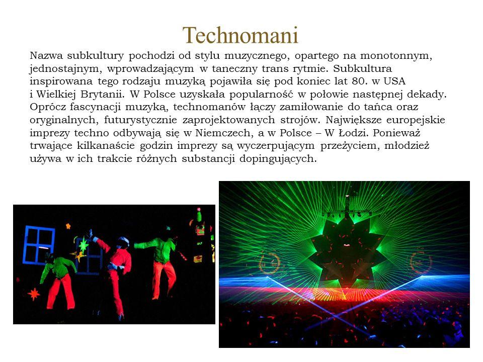 Technomani