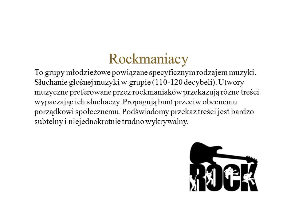 Rockmaniacy