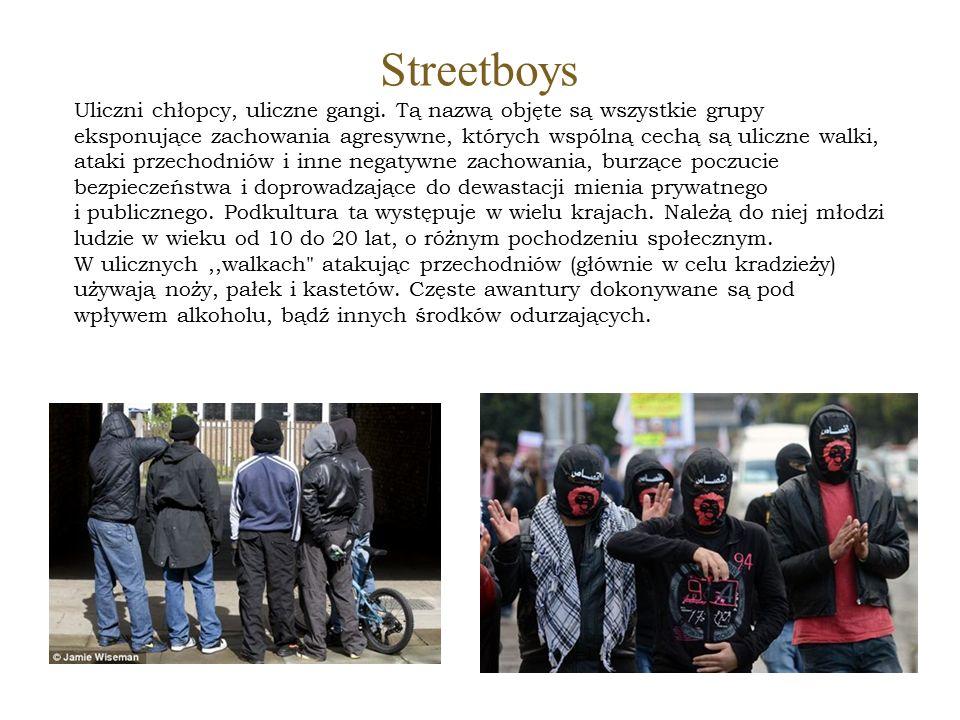 Streetboys