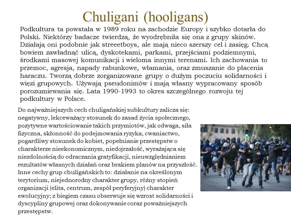 Chuligani (hooligans)