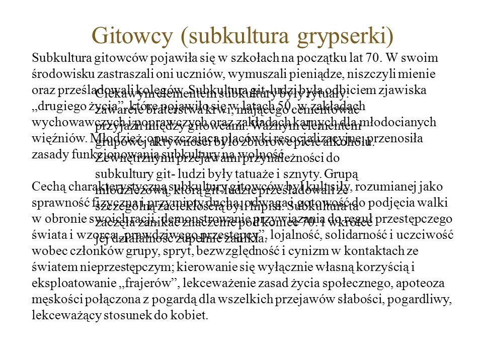Gitowcy (subkultura grypserki)