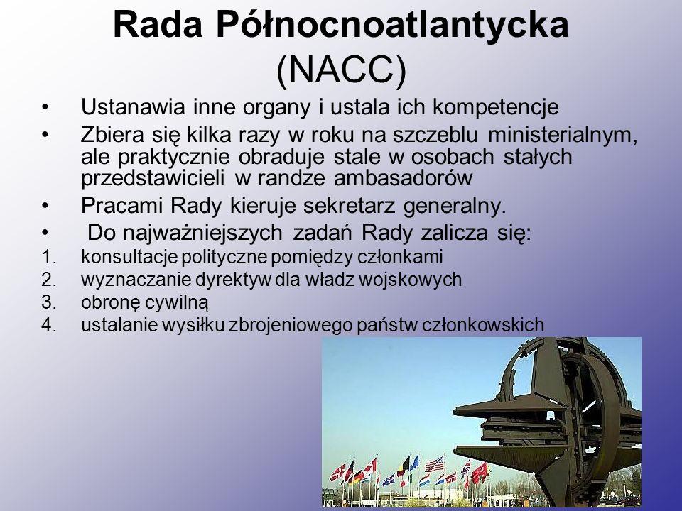 Rada Północnoatlantycka (NACC)