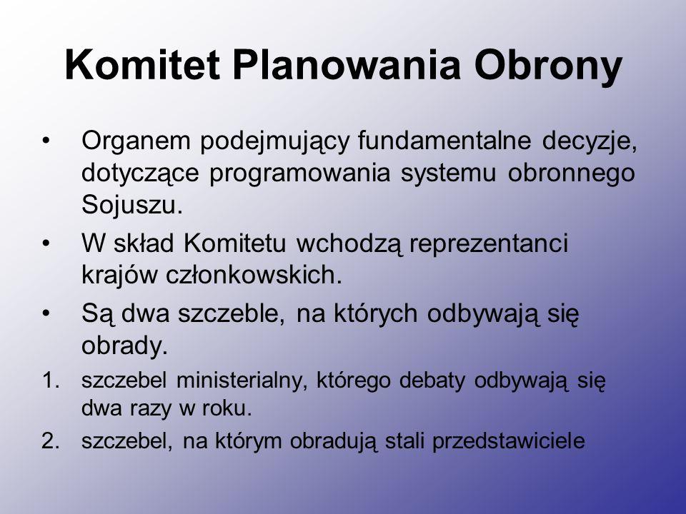 Komitet Planowania Obrony