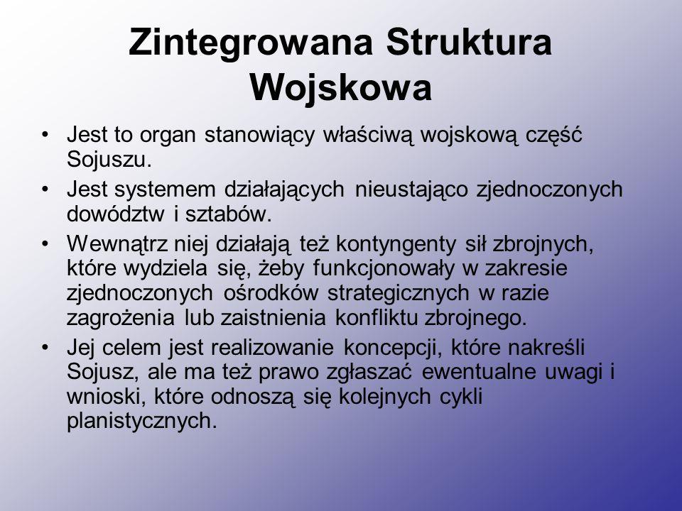 Zintegrowana Struktura Wojskowa